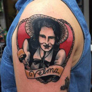 Milwaukee Wisconsin Tattoo Artist 16
