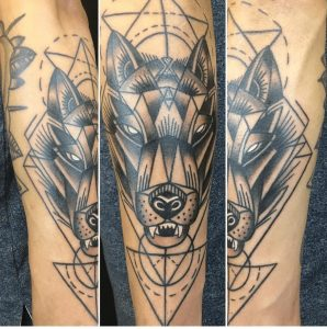Milwaukee Tattoo Artist Michael Roybal 1
