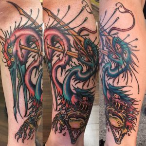 Milwaukee Tattoo Artist Nick Hetzel 1