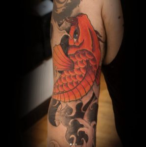 Best Japanese Tattoo Artist 13