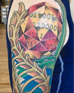 Milwaukee Tattoo Artist Scott Lashy 2