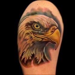 Minneapolis Tattoo Artist Brandon Heffron