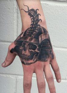 Minneapolis Minnesota Tattoo Artist 11