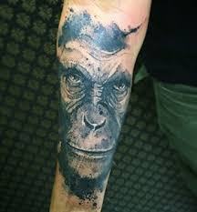 Monkey Tattoo Meaning 16