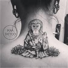Monkey Tattoo Meaning 18