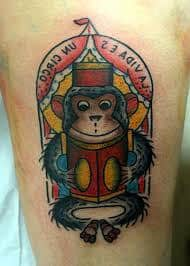 Monkey Tattoo Meaning 24