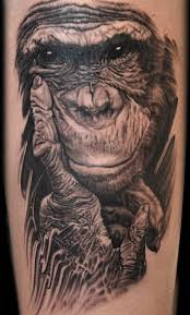 Monkey Tattoo Meaning 33