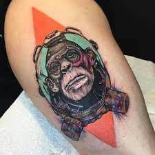 Monkey Tattoo Meaning 43