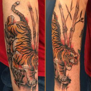 NYC Tattoo Artist Adam Lauricella 2