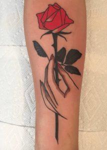 NYC Tattoo Artist Cris Cleen 1