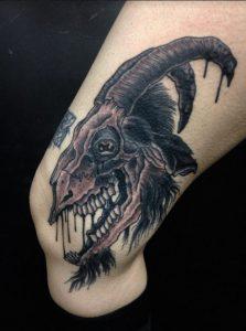 Boston Tattoo Artist Dan Bythewood 1