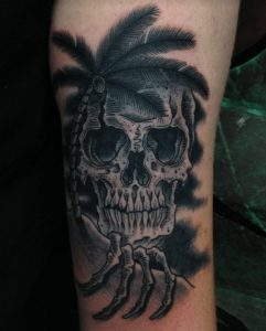 Boston Tattoo Artist Dan Bythewood 3