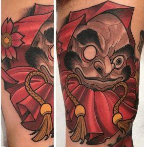 NYC Tattoo Artist David Tevenal 1