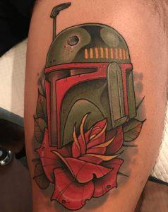 NYC Tattoo Artist David Tevenal 3