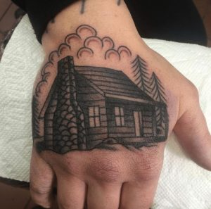 NYC Tattoo Artist Gill Gold 2