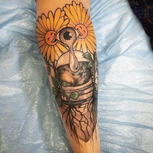 NYC Tattoo Artist Joe Pepper 2