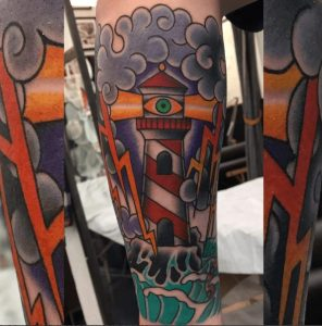NYC Tattoo Artist Jose Chalarca 4