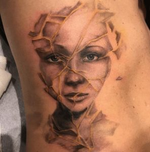 NYC Tattoo Artist Robert Bonhomme 4