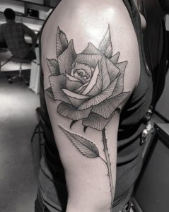 Best Floral Tattoo Artist 20