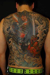 NYC Tattoo Artist Steven Huie 1