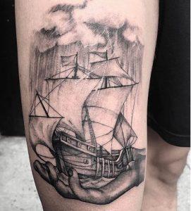 NYC Tattoo Artist Suranghee Ro 1