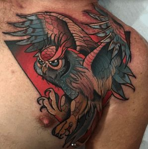 NYC Tattoo Artist 3