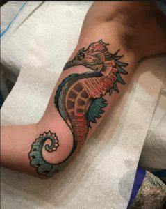 NYC Tattoo Artist 2