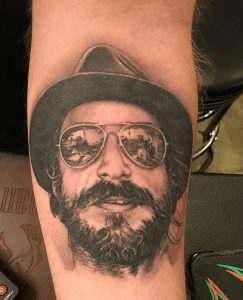 Portrait Tattoo Artist 45