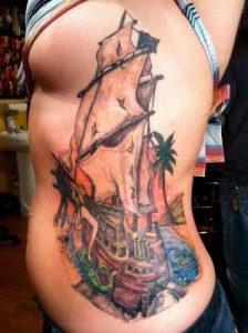 Nashville Tattoo Artist Ben Dixon 1