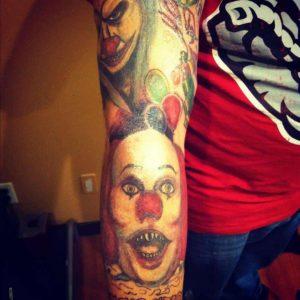 Nashville Tattoo Artist Ben Dixon 4