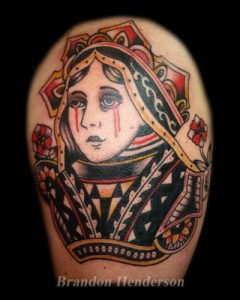 Nashville Tattoo Artist Brandon Henderson 3
