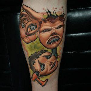 New School Tattoo Artist 9