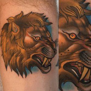 New School Tattoo Artist 8