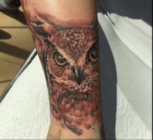 New Jersey Tattoo Artist Amber Opal 1