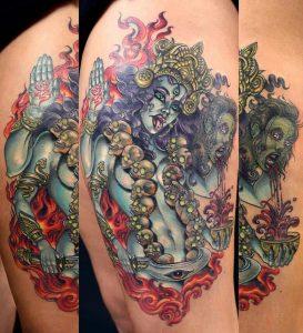 New Jersey Tattoo Artist Johnny Thief 5
