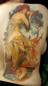 New Jersey Tattoo Artist Johnny Thief 7