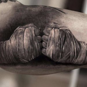 Niki Norberg Tattoo Artist 2