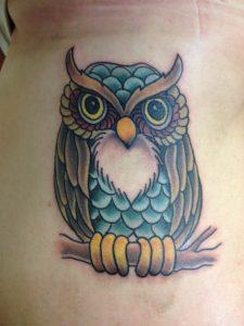 Norfolk Tattoo Artist AJ Gavin 3