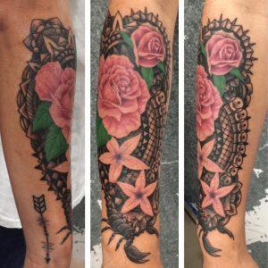 Norfolk Tattoo Artist Jaimeson Trocheck 3