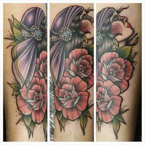 Norfolk Tattoo Artist Jon Sillyman 1