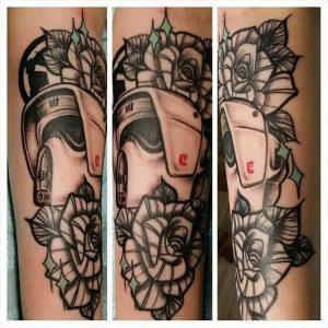 Norfolk Tattoo Artist Jon Sillyman 2