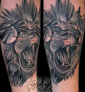 Norfolk Virginia Tattoo Artist 27