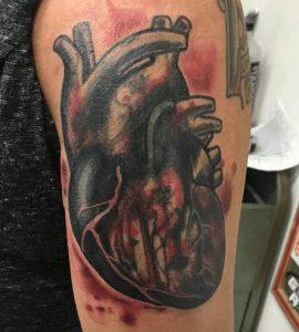 Norfolk Virginia Tattoo Artist 13