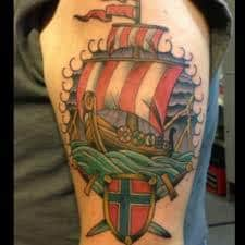 Norwegian Tattoo Meaning 13