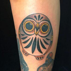Oakland California Tattoo Artist 27