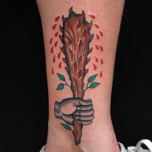 Oakland California Tattoo Artist 28