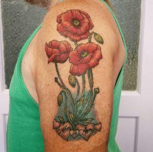 Oakland California Tattoo Artist 31