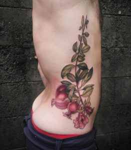 Best Floral Tattoo Artist 46