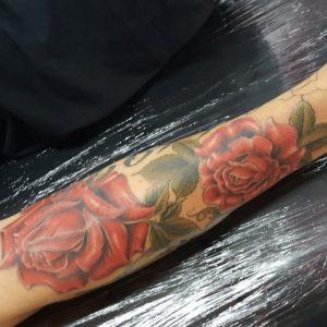 Oakland California Tattoo Artist 46
