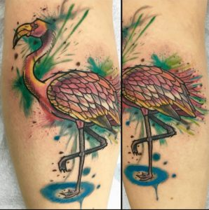 Oakland California Tattoo Artist 36